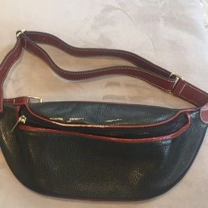 Handbags - Leather fanny pack